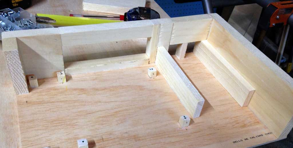 Bird's Nest from the Ply Wood: Small Projects for Beginners