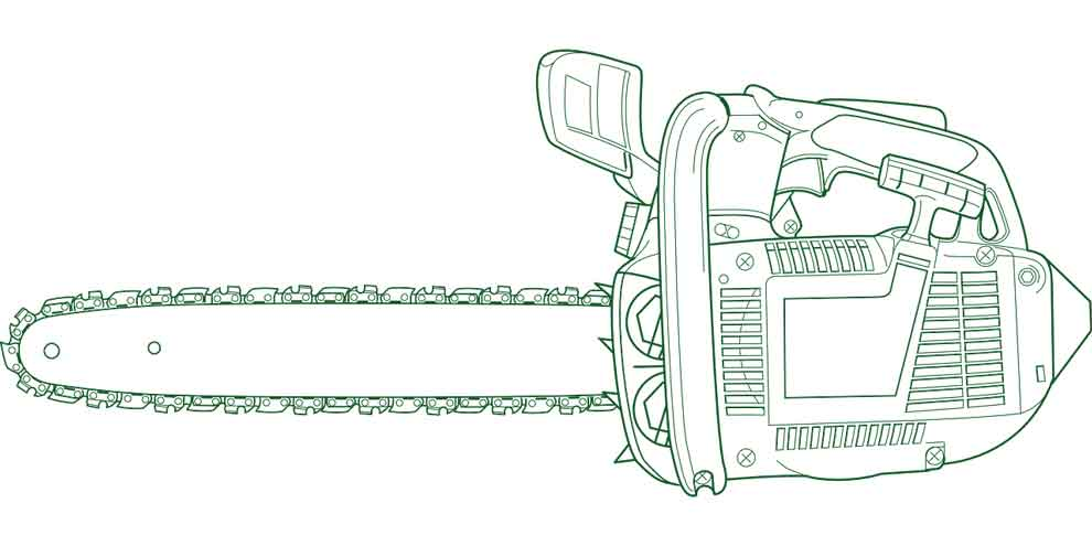 How to Start a Homelite Chainsaw