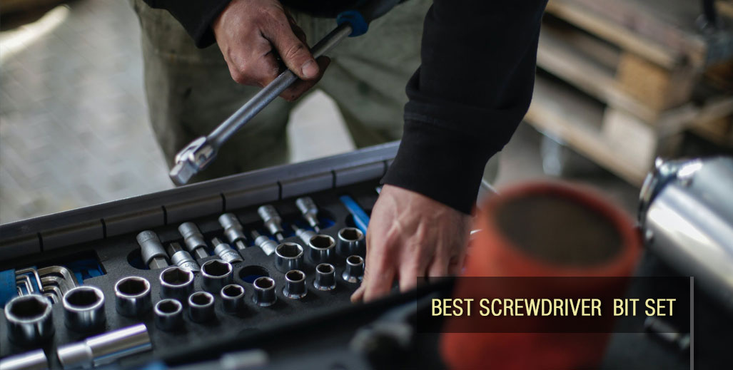 Best Screwdriver Bit Set