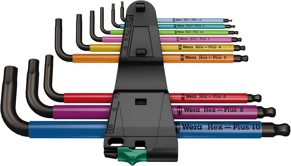 Buyer's Guide for Choosing the Perfect Allen Wrench Set