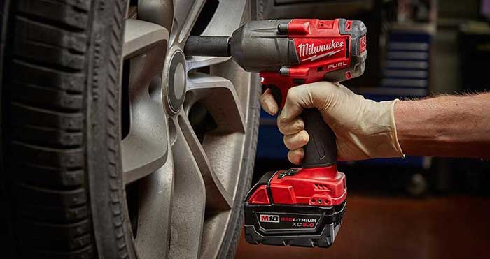 How to Choose the Best Air Impact Wrench?