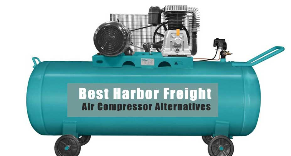 Best Harbor Freight Air Compressors